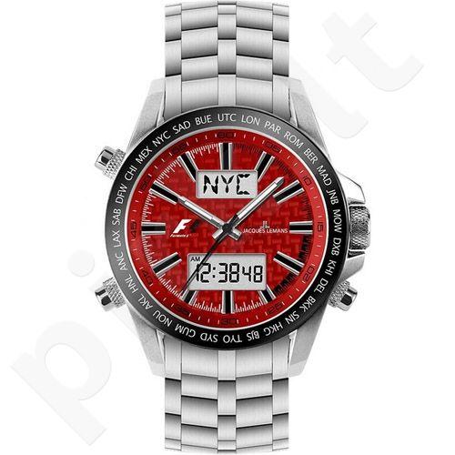 Vyriškas laikrodis Jacques Lemans F-5024D