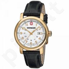 Moteriškas laikrodis WENGER URBAN CLASSIC PVD 01.1021.109