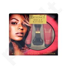 Beyonce Heat Kissed rinkinys moterims, (EDP 30ml + 75ml kūno losjonas + 75ml dušo želė)