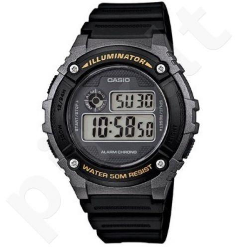 Vyriškas laikrodis Casio W-216H-1BVEF