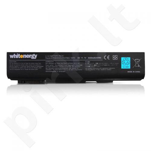 Nešiojamo kompiuterio baterija Whitenergy Toshiba TECRA A11  11.1V 4400mAh