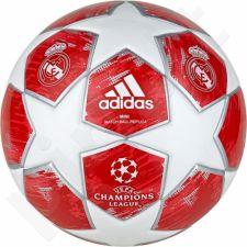 Futbolo kamuolys adidas Finale 18 Real Madryt mini CW4137