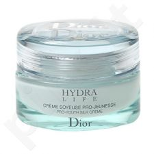 Christian Dior Hydra Life Pro Youth Silk kremas, kosmetika moterims, 50ml