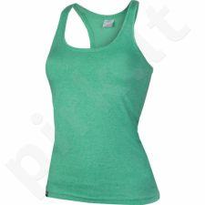 Marškinėliai 4f W H4L17-TSD001A žalio atspalvio