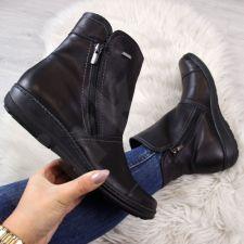 Auliniai odiniai batai Helios 548