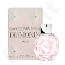 Giorgio Armani Emporio Diamonds Rose, tualetinis vanduo moterims, 30ml