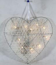 Dekoracija Širdis (LED) 88640