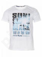 Marškinėliai Erke M. Crew Neck T-Shirt
