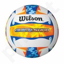 Kamuolys paplūdimio tinkliniui Wilson AVP Quicksand Aloha WTH4890XB