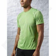 Marškinėliai bėgimui  Reebok Essentials Short Sleeve M AJ0339
