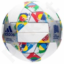 Futbolo kamuolys adidas UEFA OMB CW5295