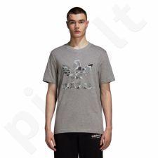 Marškinėliai Adidas Originals Camo Trefoil M DH4766