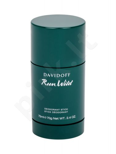 Davidoff Run Wild, dezodorantas vyrams, 75ml