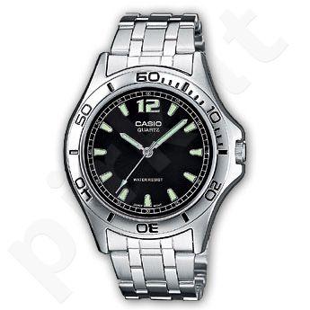 Vyriškas laikrodis CASIO  MTP-1258D-1AEF