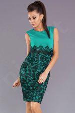 Emamoda suknelė - mėtų atspalvio 6817-9