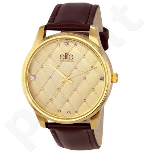 Moteriškas laikrodis ELITE E54432G-102