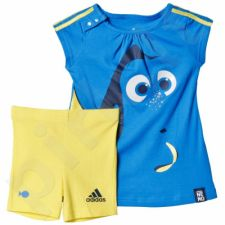 Komplektas Adidas Disney Dory Summer Set Kids AK2542