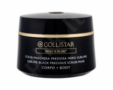 Collistar Nero Sublime, Sublime Black Precious Scrub-Mask, kūno pilingas moterims, 450g, (Testeris)