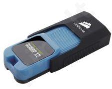 Atmintukas Corsair Voyager Slider X2 256GB USB 3.0, Sparta 200/90MBs