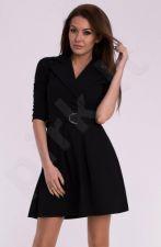 Emamoda suknelė - juoda 10017-2