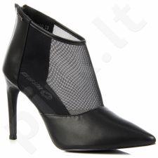 Big star U274209 juodi auliniai batai