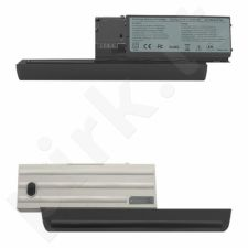 Qoltec Long Life Notebook Battery -  Dell Latitude D630 | 6600mAh | 11.1V