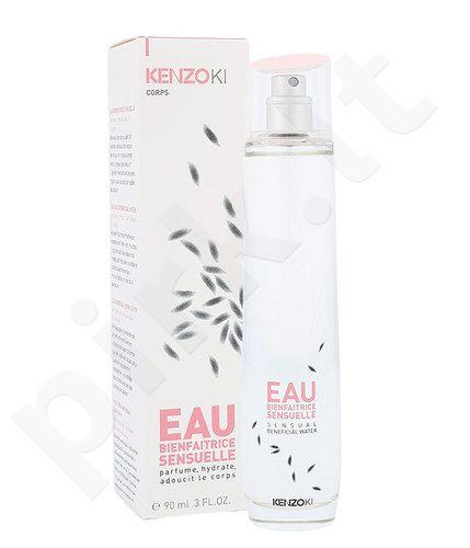 Kenzo KenzoKi Body Sensual Beneficial Water, tualetinis vanduo moterims, 90ml