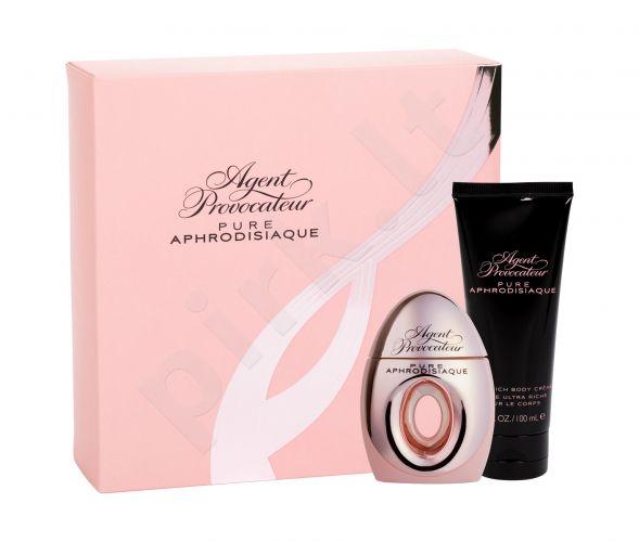 Agent Provocateur Pure Aphrodisiaque, rinkinys kvapusis vanduo moterims, (EDP 40 ml + kūno kremas 100 ml)