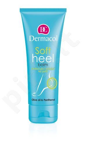 Dermacol Soft Heel balzamas, 100ml, kosmetika moterims