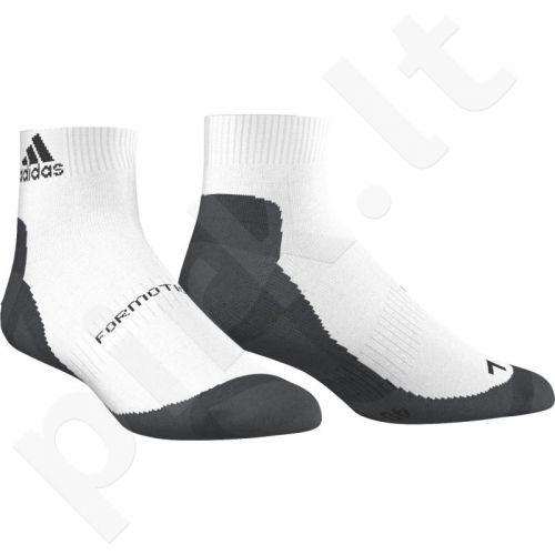 Kojinės tenisui Adidas Tennis Ankle 1PP AB0865