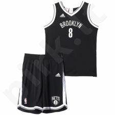 Komplektas krepšininkui Adidas Brooklyn Nets Deron Williams Replica Junior AC0549