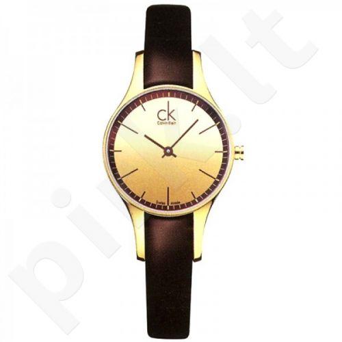 Moteriškas laikrodis Calvin Klein K4323209