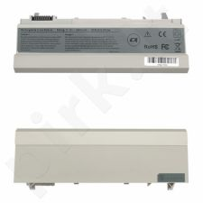 Qoltec Long Life Notebook Battery - Dell E6400 E6500 | 6600mAh | 11.1V