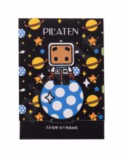 Pilaten Native Blotting Paper, Double Effect Film, drėgnosios servetėlės moterims, 101pc