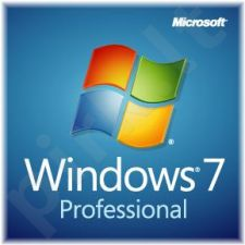 Microsoft OEM Windows 7 Professional SP1 x32 English 1pk DVD LCP