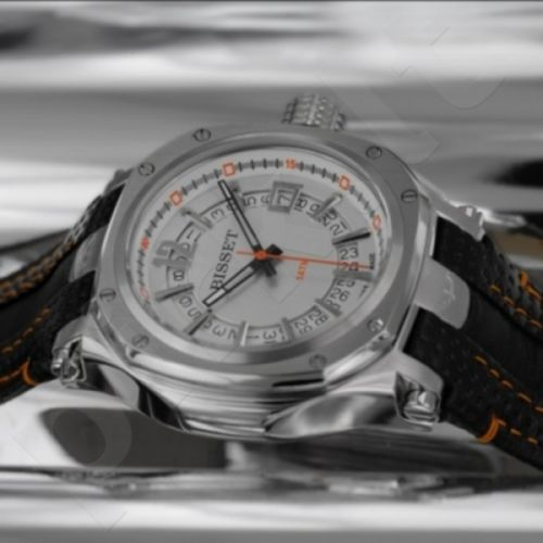 Vyriškas laikrodis BISSET Metadate BSCD25SISR05BX