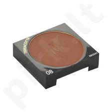 Guerlain Terracotta Bronzing pudra Moisturising, kosmetika moterims, 6g, (testeris), (08 Ebony)