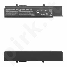 Qoltec Long Life Notebook Battery -  Dell Vostro 3500 | 4400mAh | 11.1V