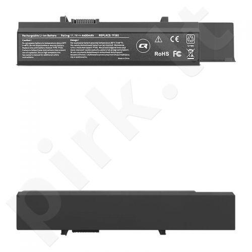 Qoltec Long Life Notebook Battery -  Dell Vostro 3500 | 4400mAh | 11.1V
