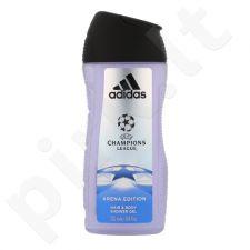 Adidas UEFA Champions League Arena Edition, dušo želė vyrams, 250ml