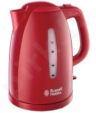 Kettle Russell Hobbs 21272-70 Textures | 1,7L | red