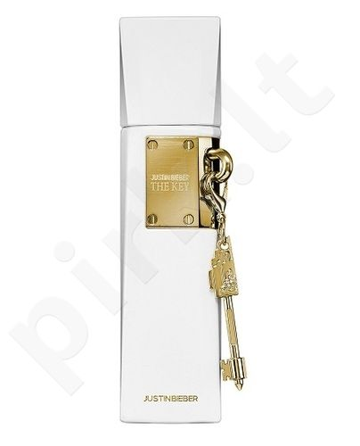 Justin Bieber The Key, EDP moterims, 50ml