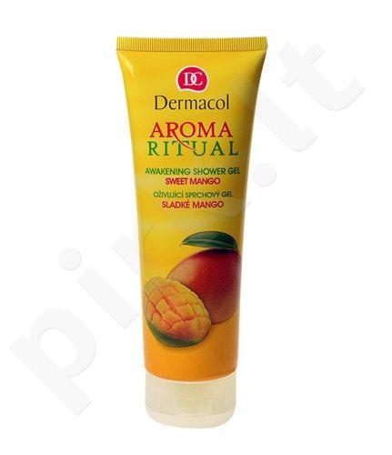 Dermacol Aroma Ritual dušo želė Sweet Mango, kosmetika moterims, 250ml