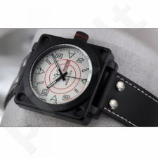 Vyriškas laikrodis RUBICON XR4CB41BMSR