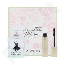 Guerlain La Petite Robe Noire rinkinys moterims, (EDT 50 ml + blakstienų tušas Cils D´Enfer 01 Noir 8,5 ml)