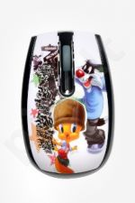 Pelė MODECOM MC-320 ART LOONEY TUNES 2