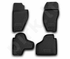 Guminiai kilimėliai 3D JEEP Cherokee 2008-> 4 pcs. /L35004