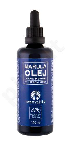 Renovality Original Series, Marula Oil, kūno aliejus moterims, 100ml