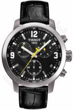 Laikrodis TISSOT - T-PRC 200 U CHR QTZ T055.417.16.057.00