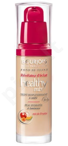 BOURJOIS Paris Healthy Mix Foundation, kosmetika moterims, 30ml, (51 Light Vanilla)